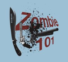 Zombie 101 by joecallanan