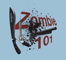 Zombie 101 by joecallanan