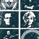 Stargate SG-1 by boogiebus