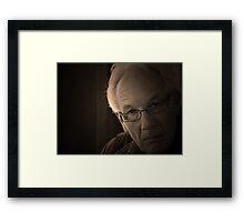 Dad  Framed Print