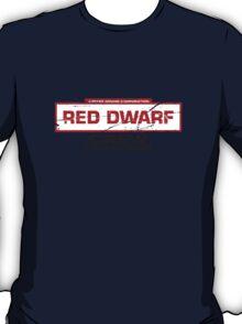 Red Dwarf Third-Class Technician T-Shirt