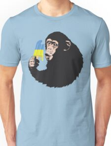 Oooooz Chimp Unisex T-Shirt