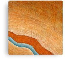 Katherine Gorge 02 NT Canvas Print