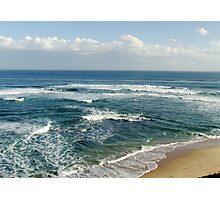 Twin reefs Lookout Photographic Print