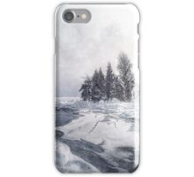 Winter & Ice iPhone Case/Skin