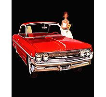 1961 Oldsmobile Photographic Print
