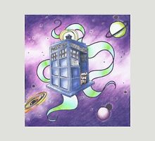 Dr Who- Tardis and French Bulldog T-Shirt