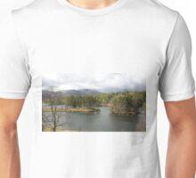 Tarn Hows Tree Scene Unisex T-Shirt