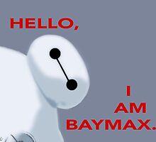 Baymax by Kali Opal