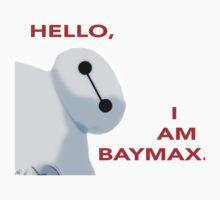 Baymax Kids Clothes