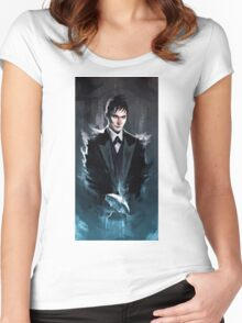 Gotham - The Penguin Women's Fitted Scoop T-Shirt