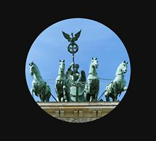 Brandenburg Gate Quadriga Berlin Unisex T-Shirt