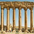 Heliopolis Columns by Joseph Najm