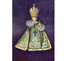 Infant Jesus of Prague Photographic Print
