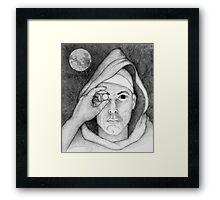 The Eye Of Horus Framed Print