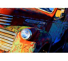 Jeepers Photographic Print