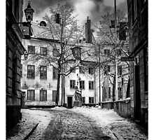 Old Town Stockholm by MikaelJenei