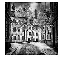 Old Town Stockholm Photographic Print