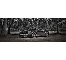 997 Turbo  Photographic Print