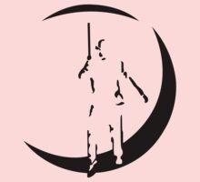 Astronaut Silhouette One Piece - Long Sleeve