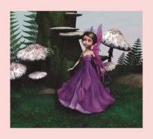 Fairy in Woodland Kids Clothes