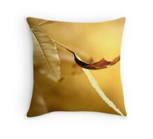 The Golden Years Return Throw Pillow