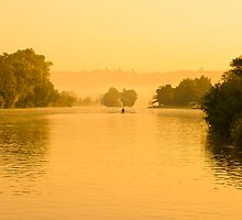 Henley Dawn by Paul Davey