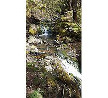 Waterfall Tarn Hows Photographic Print