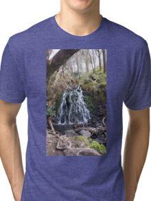 Water Fall Tri-blend T-Shirt