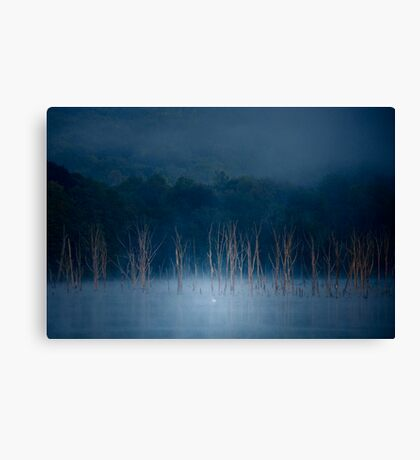 First Light Canvas Print
