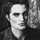 Edward Cullen - My Deviant Project  by Carliss Mora