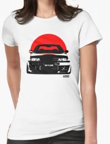 R32 GTR KG Womens Fitted T-Shirt