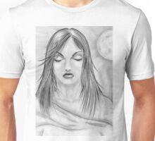 Mistic girl Unisex T-Shirt