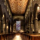 St. Machars Cathedral, Aberdeen, Scotland. by Mark Mair