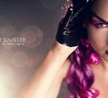 Ms Magenta by Andreas Stridsberg