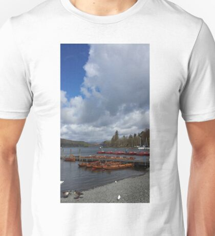 Lake Windermere Canoes Unisex T-Shirt