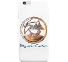 MysticCoder Logo &  Clear Amulet iPhone Case/Skin