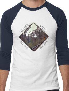 Galston Gorge Hipster Trash T Men's Baseball ¾ T-Shirt