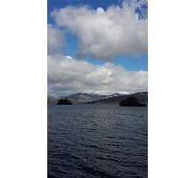 View of Lake Windermere Photographic Print