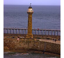 Whitby Light Photographic Print