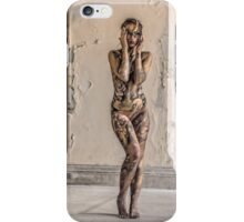 bodypainting iPhone Case/Skin