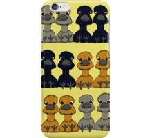 Emus say hello iPhone Case/Skin