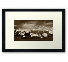 Beechcraft 18 Expeditor - II Framed Print
