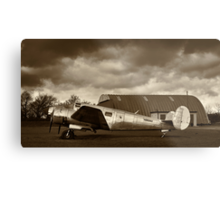 Beechcraft 18 Expeditor - II Metal Print