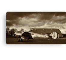 Beechcraft 18 Expeditor - II Canvas Print