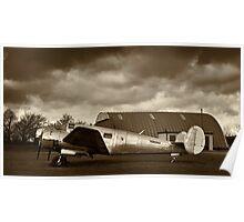 Beechcraft 18 Expeditor - II Poster
