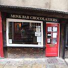 Monk Bar Chocolatiers by Jason Langer