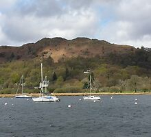 Boats Lake Windermere by loubylou2209