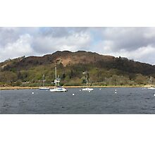 Boats Lake Windermere Photographic Print