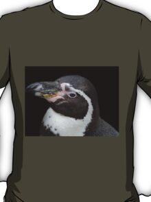 Humbolt Penguin Portrait (Cotswold) T-Shirt